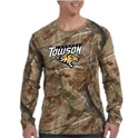 Picture of Towson LAX - Long Sleeve Camo Shirt