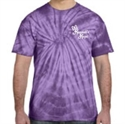 Picture of HH - Embroidered Tie-Dye T-Shirt