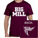 Picture of WMA - Big Mill Short Sleeve T-Shirt