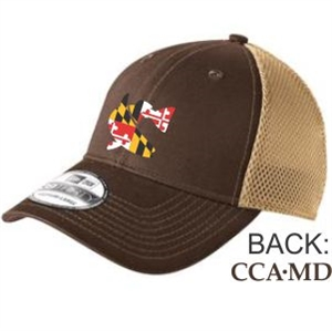 Picture of CCAMD - New Era Mesh Back Flexfit