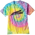 Picture of Attitudes - Youth Saturn Tie Dye