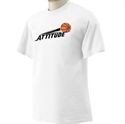 Picture of Attitudes - Youth White Tee