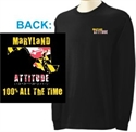 Picture of Attitudes - MD Moisture Wicking Long Sleeve