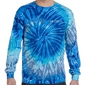 Picture of CHC - Adult Long Sleeve Tie Dye