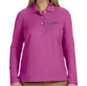 Picture of CHC - Ladies' Long Sleeve Polo