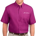 Picture of CHC - Short Sleeve Easy Care Shirt