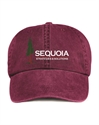 Picture of SEQ - Garment Washed Cap