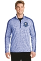 Picture of WSAU - Electric Heather 1/4 Zip